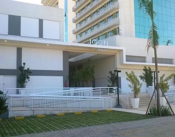 Sala Comercial A Venda - Sala Com 24 M² No Icon Business & M - 803