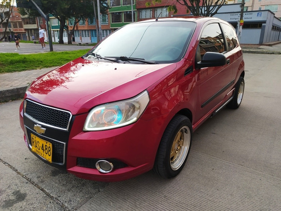 Chevrolet Aveo Emotion 2010 1.6 Gt