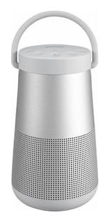 Bocina Bose SoundLink Revolve+ portátil inalámbrico Luxe silver 230V