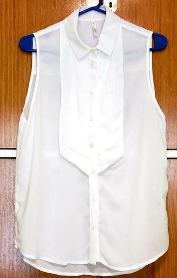 Camisa Vitamina Diseño Junquero. Talle 42. Usada