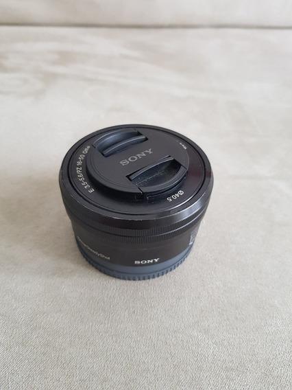 Lente Sony 16-50mm Oss E Mount 3.5-5.6