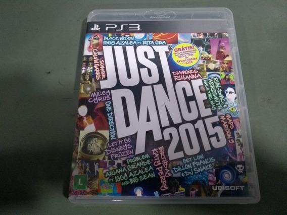 Jogo Seminovo Just Dance 2015 Ps3 Pronta Entrega Aproveite!!
