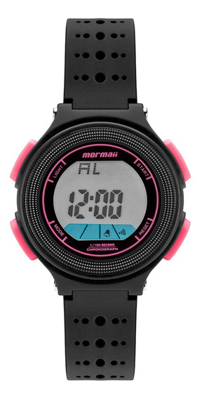 Relógio De Pulso Mormaii Feminino Infantil Mo0947b