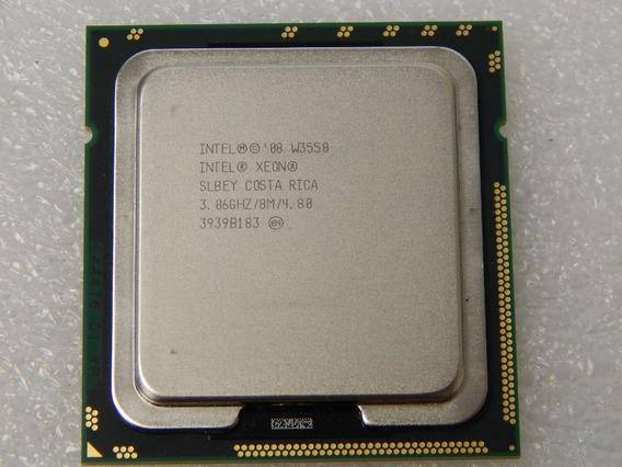 Xeon W3550 Quad Core 4 Threads 3,06 Ghz Lga1366