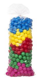 Bolinhas Coloridas Para Piscina 500un /direto/fábrica
