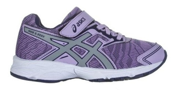 Tenis Asics Hide And Seek Ps Infantil