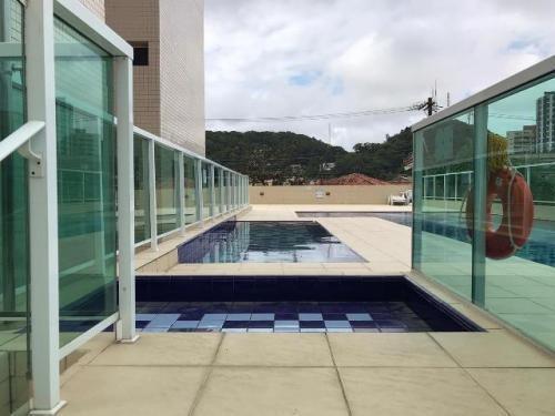 Apartamento Na Praia Dos Sonhos, Em Itanhaém,ref. C2372 L C