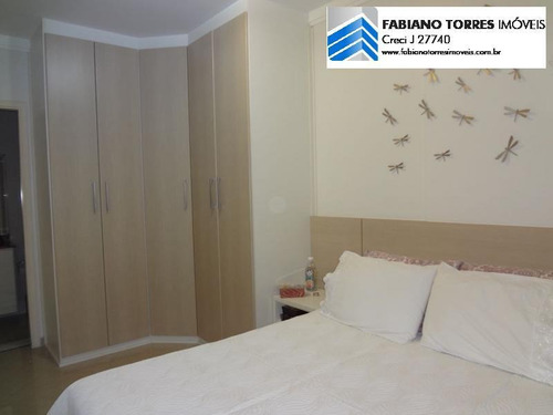 Apartamento Para Venda Em São Bernardo Do Campo, Vila Anita, 3 Dormitórios, 1 Suíte, 2 Banheiros, 2 Vagas - 1730_2-789624