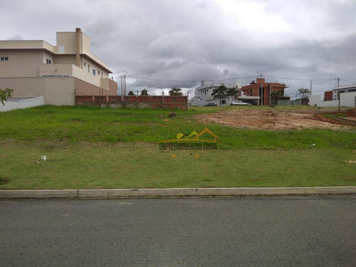Terreno À Venda, 306 M² Por R$ 200.000,00 - Condomínio Central Parque - Salto/sp - Te0550