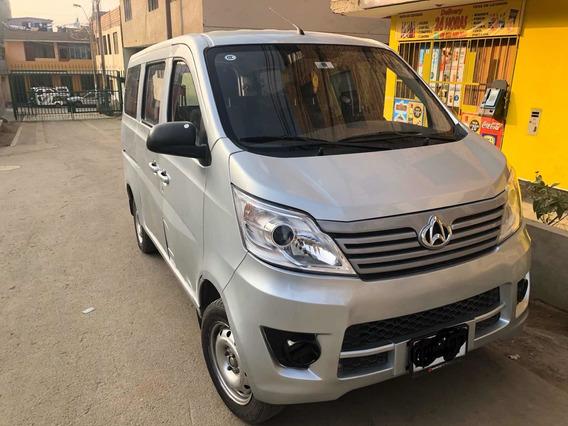 Changan New Van 7 Pasajeros 2018