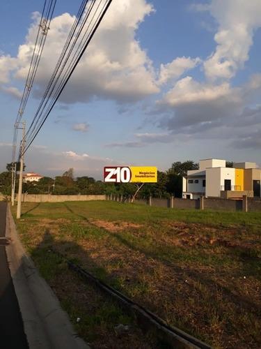 Te05453 - At 300.m² Parque Residencial Indaiá - Terreno Comercial -  Z10 Imóveis  Indaiatuba - Em Frente Ao Condomínio Montreal - Te05453 - 32296153