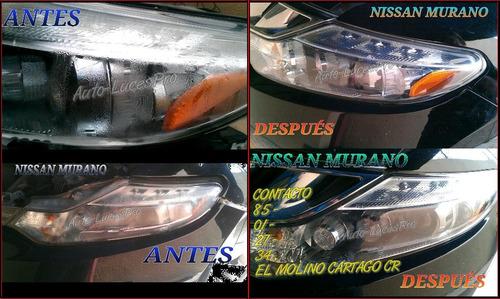 Imagen 1 de 8 de Resellado Profesional Faros Focos De Vehiculo