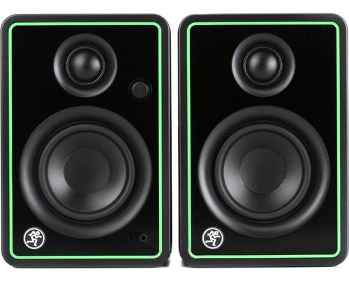 Monitores Activos Multimedia Mackie Cr3-xbt Con Bluetooth