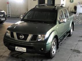 Nissan Frontier 2.5 Se Attack Cd 4x2 2013 Verde - Dasauto