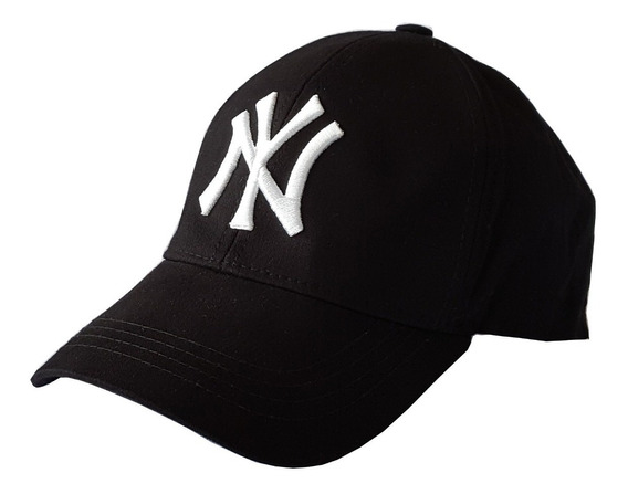 Gorras Ny Visera Trucker Bordadas Gabardina New York