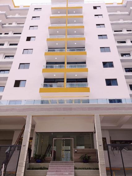 En Alquiler Apartamento De 2 Habitaciones Amueblado En Naco