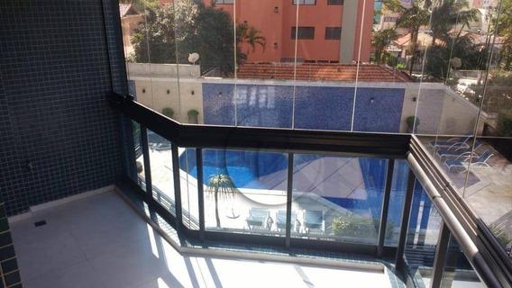 Apartamento Com 4 Dormitórios À Venda, 225 M² Por R$ 1.200.000 - Jardim Bela Vista - Santo André/sp - Ap9259