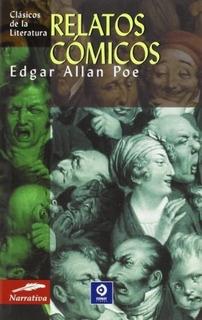 Relatos Cómicos, Edgar Allan Poe, Edimat