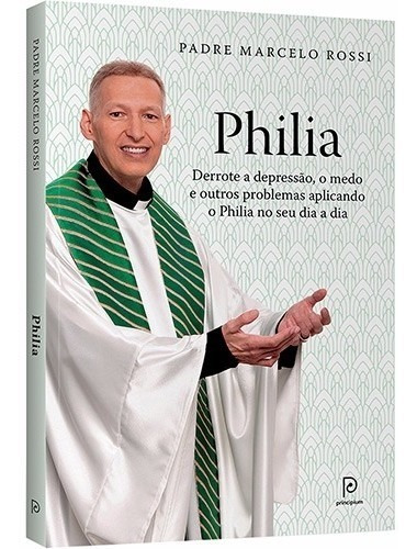 Livro - Philia 1ª Ed - Lacrado