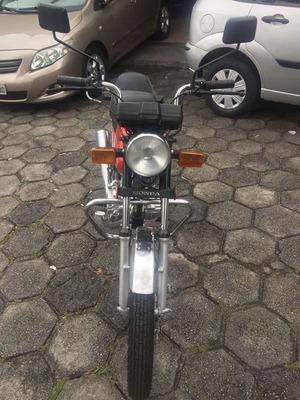 Honda Cg 125 Raridade