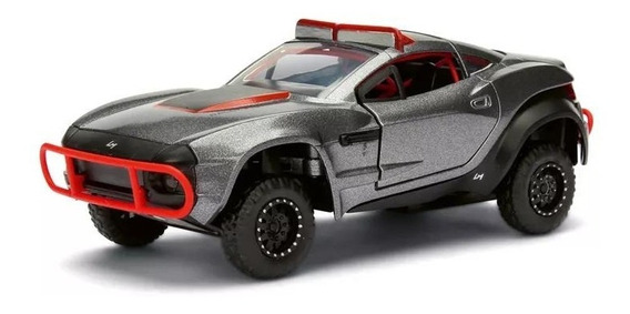 Veículo Die Cast - Escala 1:24 - Fast And Furious - Letty´s