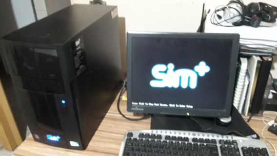 Computador Positivo Sim V885 Intel E5400 4 Gb Hd 750 Gb
