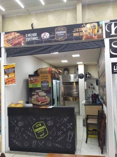 Loja Espetinhos Tc Dentro De Supermercado Em Santo André - Pt0256