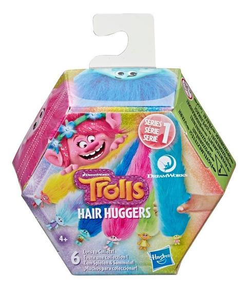 Trolls Hair Huggers Hasbro E5117 Figura Sorpresa