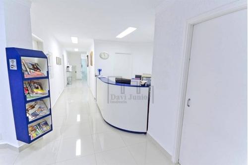 Salão Para Alugar, 22 M² Por R$ 1.990,00/mês - Centro - Sorocaba/sp - Sl0063