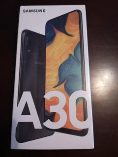 Samsung A30 32gb Negro