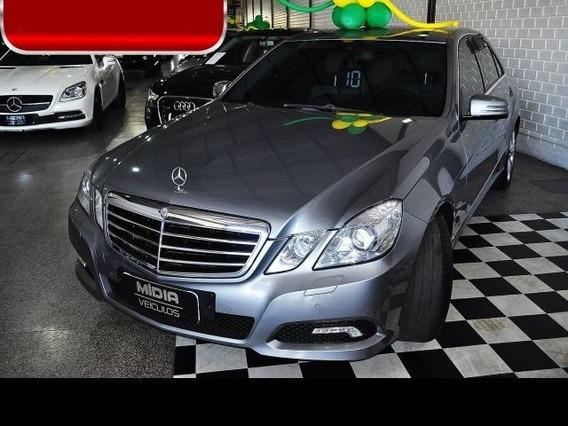 Mercedes-benz E 350 3.5 Avantgarde Executive V6 2010 Prata