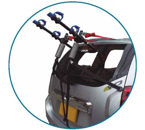 20%off Portabicicletas X 2 Carrier Soporte Carro Ciclas