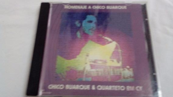 Chico Buarque & Quarteto Em Cy - Homenaje A Chico Buarque