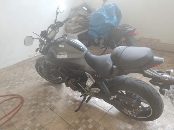 Yamaha Mt07 Estado De Zero
