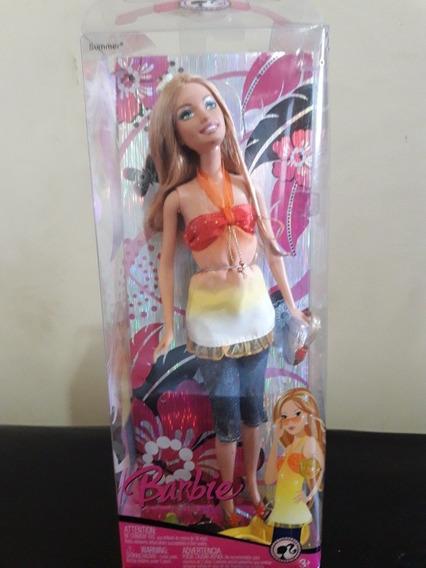Barbie / Summer Fashion Fever Da Mattel