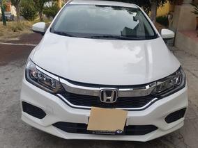 Honda City 1.5 Lx At Cvt 2018