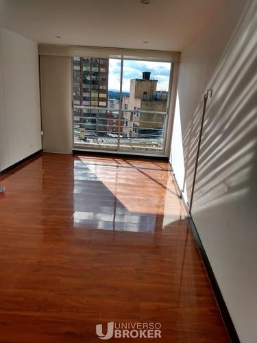 Imagen 1 de 14 de Se Arrienda Apartamento 70m² Chapinero. Bogotá