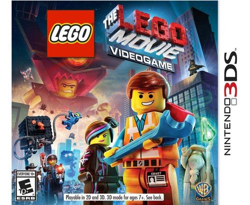 The Lego Movie Videogame 3ds Usado Acepto Cambios.