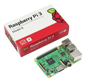 Raspberry Pi3 Uk Model B Quadcore 1.2ghz 1gb Ram + Fonte.