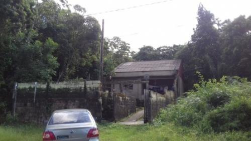 Casa No Jardim Coronel Com Ampla Garagem - Itanhaém