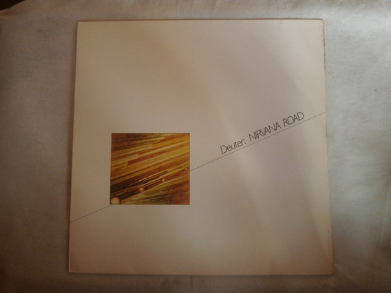 Lp Deuter: Nirvana Road, Disco De Vinil Seminovo, Ano 1984