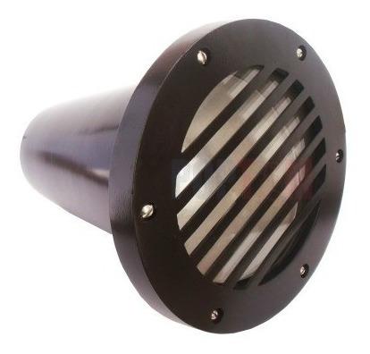 Embutido Solo Lâmpada Par38 C\ Grade Spot Aluminio Luminaria