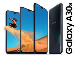 Samsung Galaxy A30s,triple Cámara,64/4gb+sd 64gb De Regalo