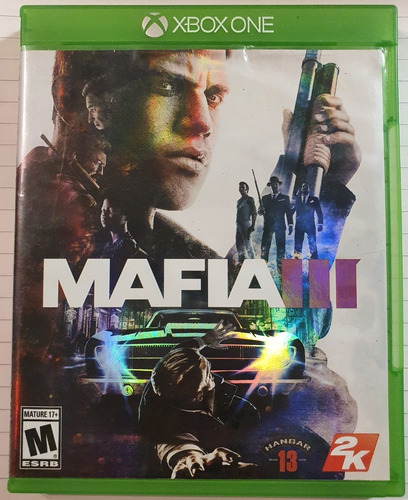 Juego Físico Mafia Iii Xbox One