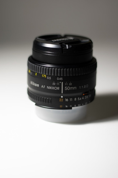 Lente 50mm Manual Nikon Original [usada]