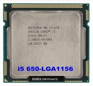 Processador Pc Intel Core I5 650 3.20 Ghz 4m
