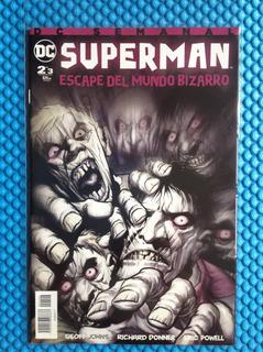 Dc Comics Semanal Bizarro #2 De 3 (2017) Televisa Grapas