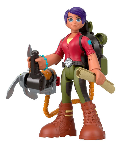 Fisher-price Rescue Heroes Rae Niforest