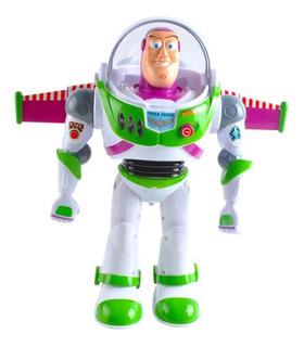 Buzz Lightyear, Juguete Camina Luz Y Sonido, Toy Story