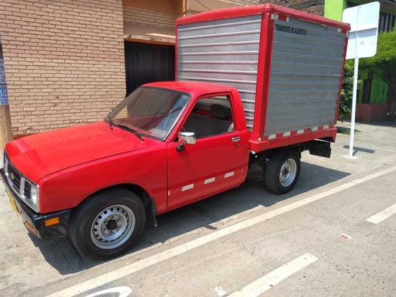 Chevrolet Luv Mod 85 Furgon ,